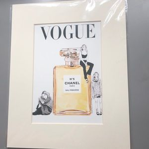 Vogue Walla art